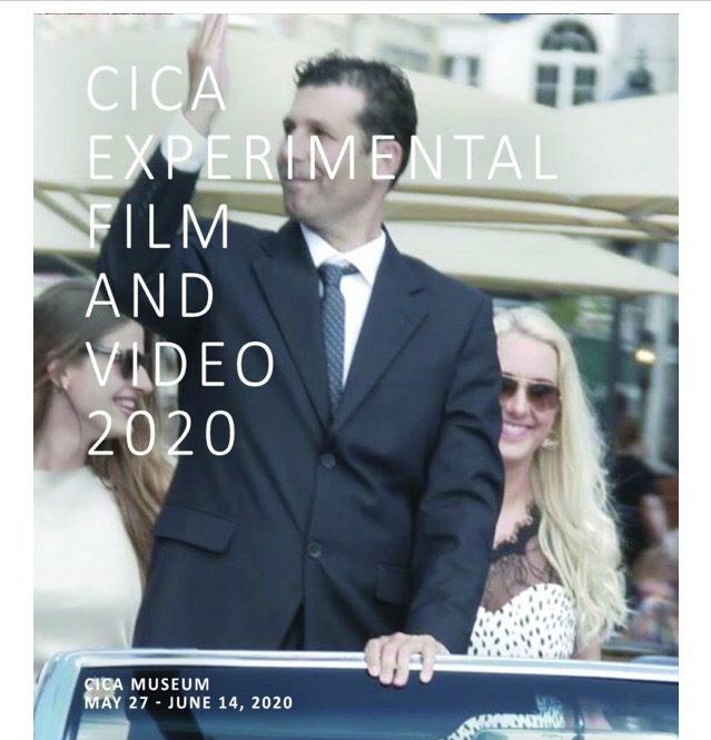 Magdalena Bielesz, group show: CICA EXPERIMENTAL FILM AND VIDEO 2020, CICA Museum, Gimpo, South Korea
