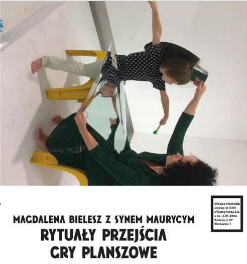 Magdalena Bielesz, solo show at Zachęta Project Room in Warsaw